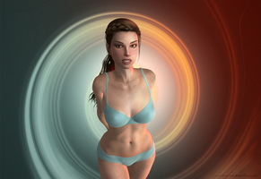 Lara Lingerie/Bikini mod by tombraider4ever