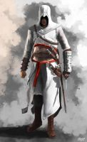 Assassin's Creed Altair by XinoMetal