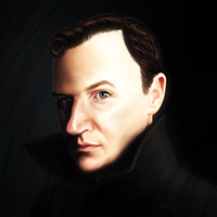 12 Gatiss Mycroft by harbek