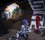 Mass Effect ending series : personal ending 01 by Pehesse