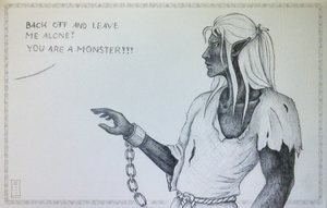 You are a monster by Siobhan68