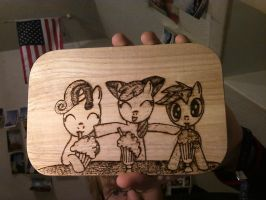 The Cutest Breadboard in the World by XTorbenX