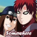 Somewhere _gaasari fanfiction by RockRaven-LG