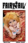 Lucy Heartfilia coverpage by CuTePeTz