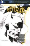 Batman sketch cover - Indiana Comic Con 2015 by aethibert