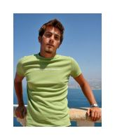 Green T-Shirt 30 by batikha