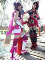 Kai and Kunoichi Cosplay 2 by Zettai-Cosplay