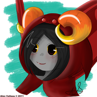 Aradia - God-Tier by chichimi
