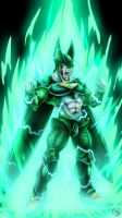 AU Cell after Broly by darkly-shaded-shadow