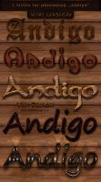 Styles for photoshop - Andigo by elixa-geg