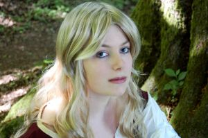Lord of the Rings cosplay - Eowyn of Rohan by haricovert-cosplay