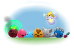 Slime Rancher by SapphireSeahorse