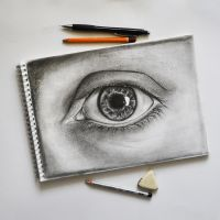 Eye by zbrozhek