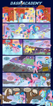Dash Academy Chapter 7 - Free Fall #20 by SorcerusHorserus