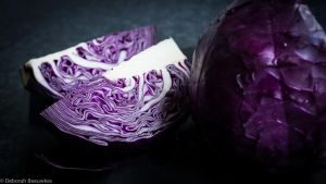 Red Cabbage by DeborahBeeuwkes