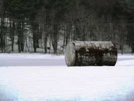 abandoned tank by wagn18
