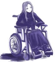 the disabled by GioZeta
