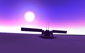 Dawn-1 landed on Eve by jedi-one