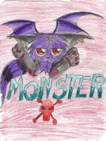 Monster Page 3 by zananos