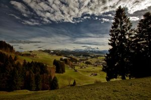 Winter is around the corner by luethy