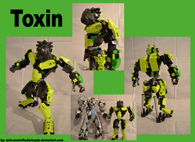 Toxin V1 by welcometothedarksyde