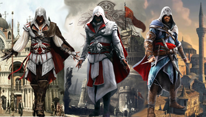 Ezio Auditore..... copy by jomarHenrich5566