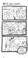 Lulu and Varus comic 1-1 Young Mom by JackieDanielStark