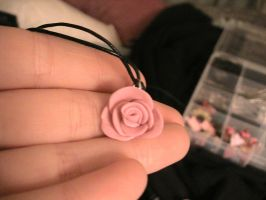 Rose charm by Remyreaper