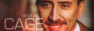 Nicolas Cage by OldChili