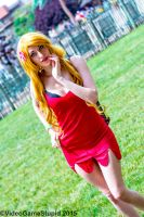 ColossalCon 2015 - Daisy by VideoGameStupid