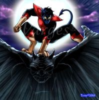 Nightcrawler by Varges