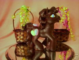 MLP Chocolate Delight Custom by colorscapesart