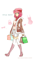 Style Savvy by SweetieMoon