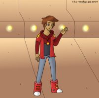 Bravest Warriors - Danny Vasquez by I-Luv-Emoboys
