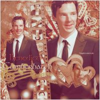 Benedict Cumberbatch blend 10 by HappinessIsMusic