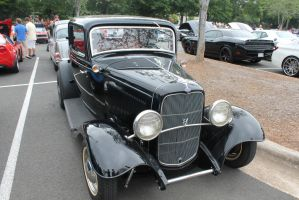 Ford V8 Coupe by MisterEclipse