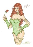 Poison Ivy Color by Kimbawest