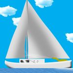 Sailing by AntiqueEngineer