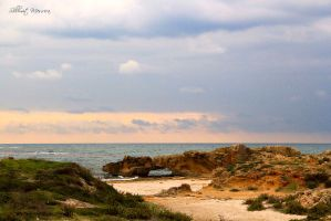Dor beach 4 by ShlomitMessica