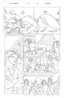 Xmen pencil pages 01 by amilcar-pinna