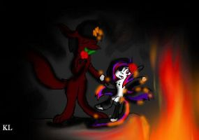 the dances of death, by kim-306
