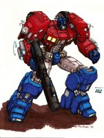 Don's Prime: One shall STAND by Ha-HeePrime