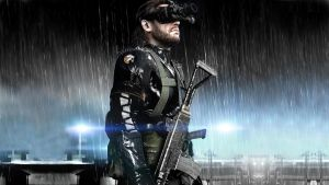 Naked Snake | Metal Gear Solid: Ground Zeroes by Goyo-Noble-141