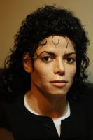 Another Michael Jackson Bad bust pic 2~! by godaiking
