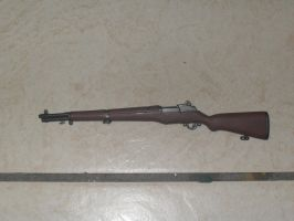 My M1 Garand by Crypto-137