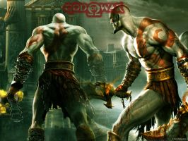 God of war by ulun