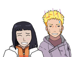 Naruhina month Clothes swap day 19 by Fran48