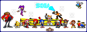 A Homage to Sega by mastergamer1909