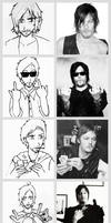 Random Norman - With photos by Reeduslut