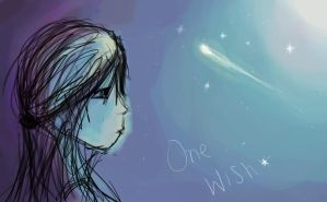 one wish by xxhopelessromantic
